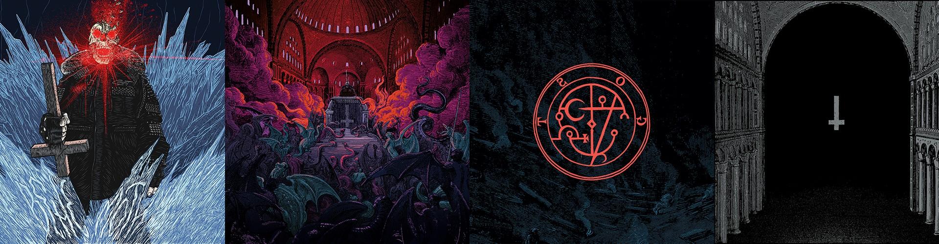 "GosT ""Behemoth"" + ""Non Paradisi"""