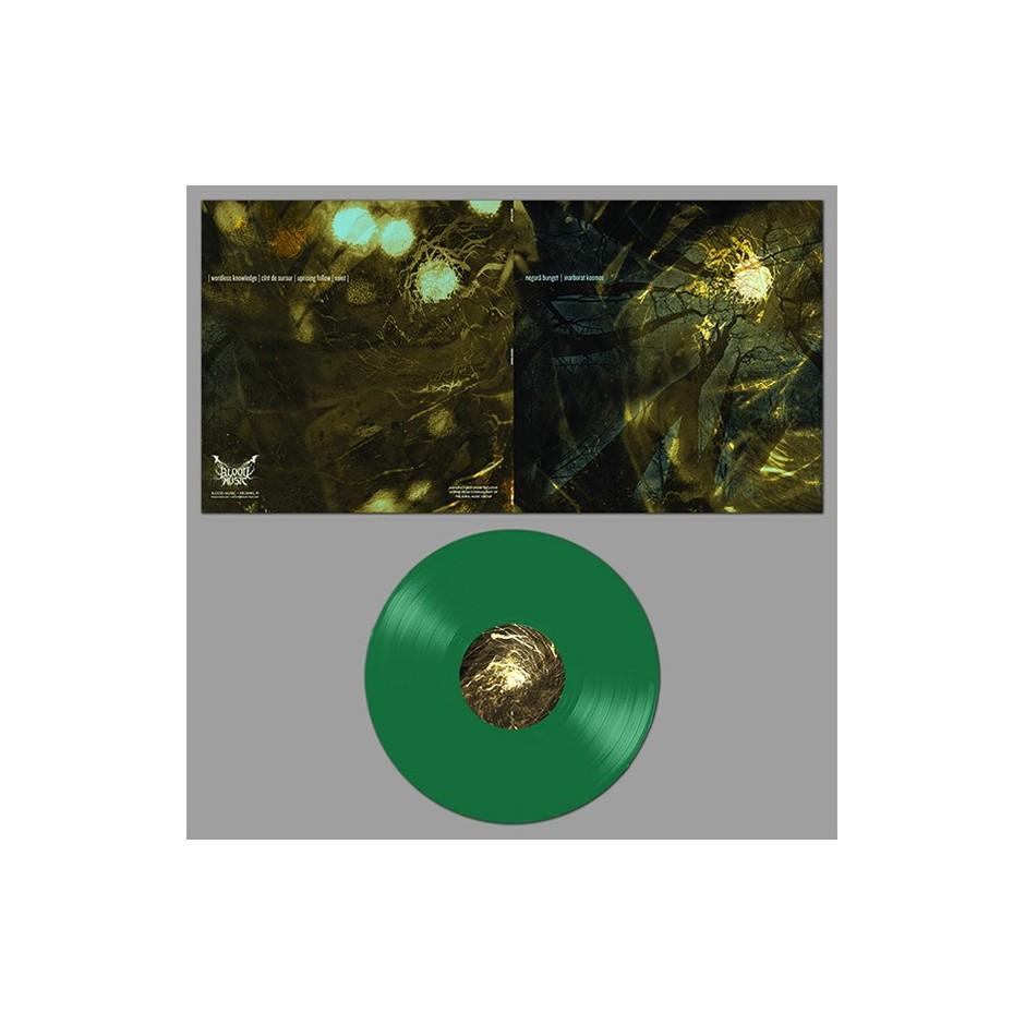 """Negură Bunget """"Inarborat Kosmos"""" GREEN LP"""