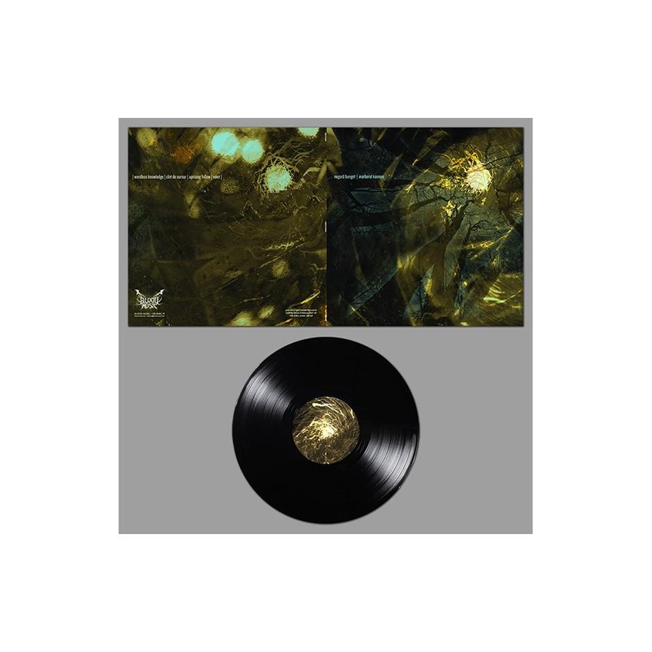 "Negură Bunget ""Inarborat Kosmos"" BLACK LP"