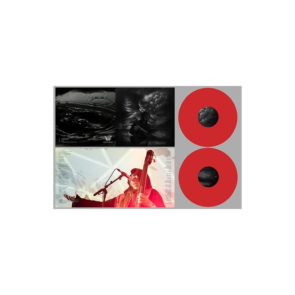 "Tyranny ""Bleak Vistae"" BLOOD RED 2xLP"