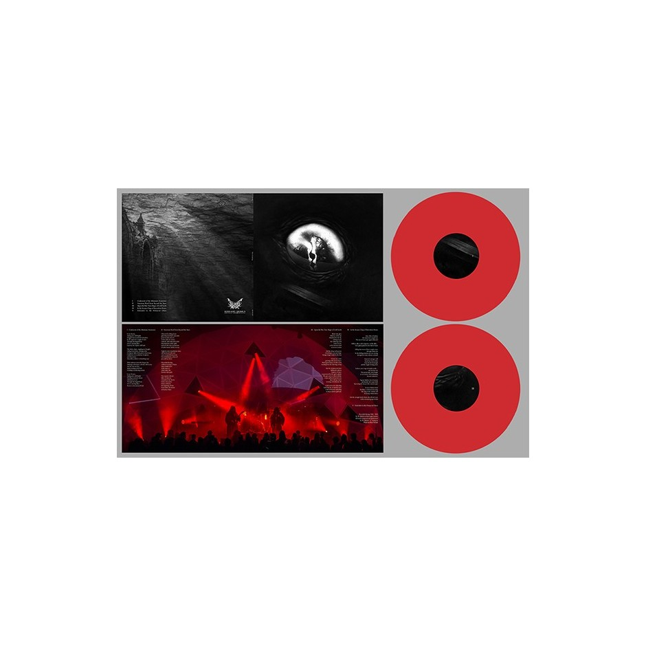 "Tyranny ""Tides of Awakening"" BLOOD RED 2xLP"