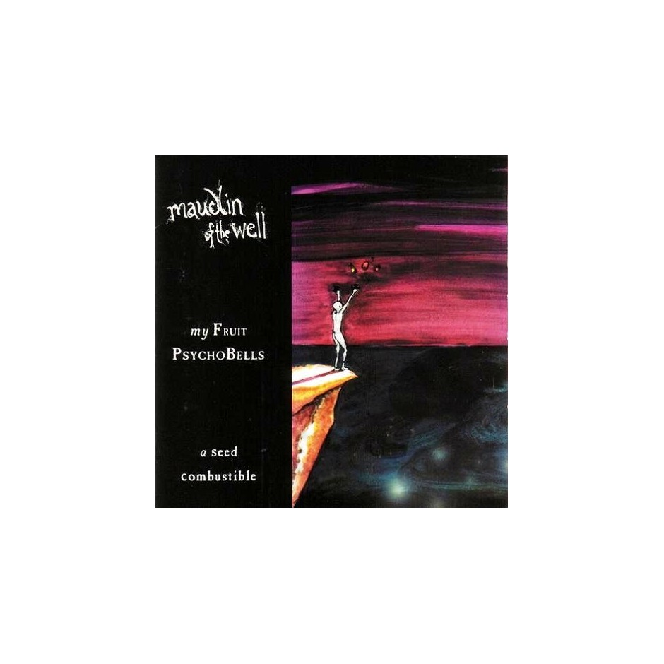 "maudlin of the Well ""My Fruit Psychobells"" CD"