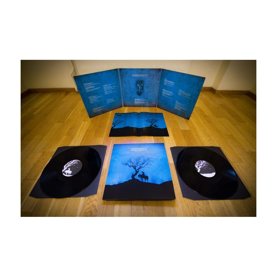"Sigh ""Gallows Gallery"" Special Edition BLACK LP"