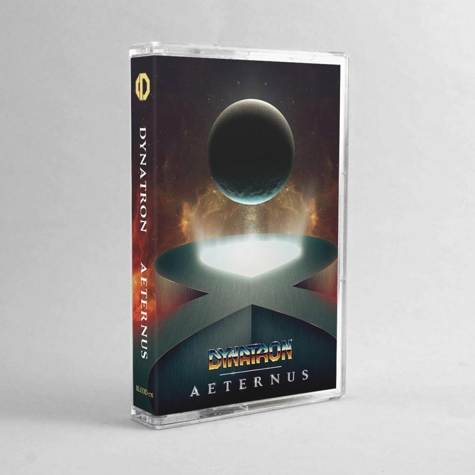 "Dynatron ""Aeternus"" Cassette"