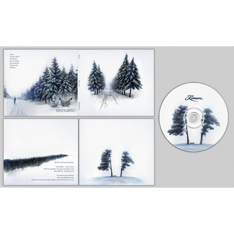 """Kauan """"Muistumia"""" CD"""