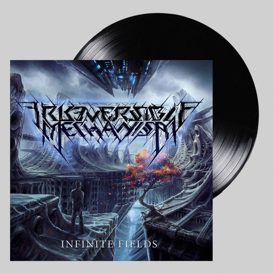 "Irreversible Mechanism ""Infinite Fields"" BLACK LP"