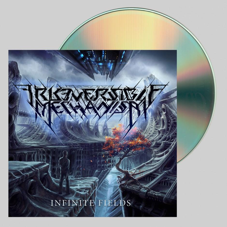 "Irreversible Mechanism ""Infinite Fields"" CD"