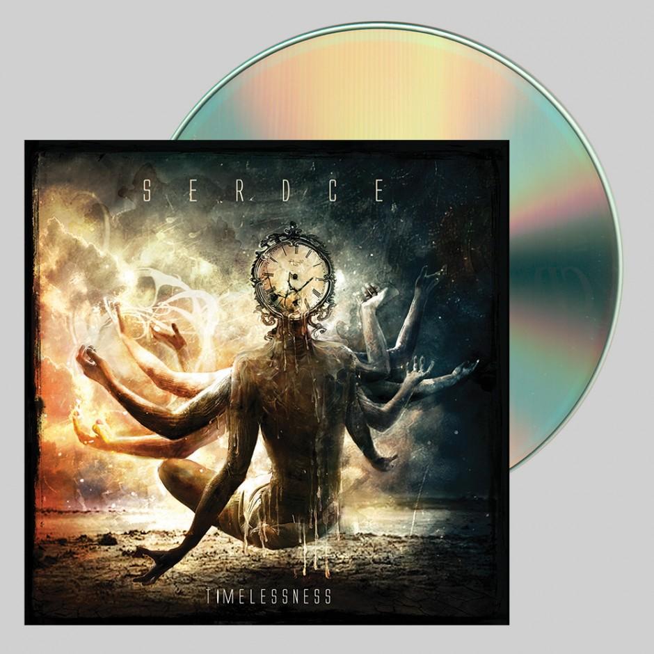 "SERDCE ""Timelessness"" CD"