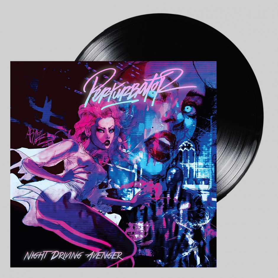 "Perturbator ""Night Driving Avenger"" LP"