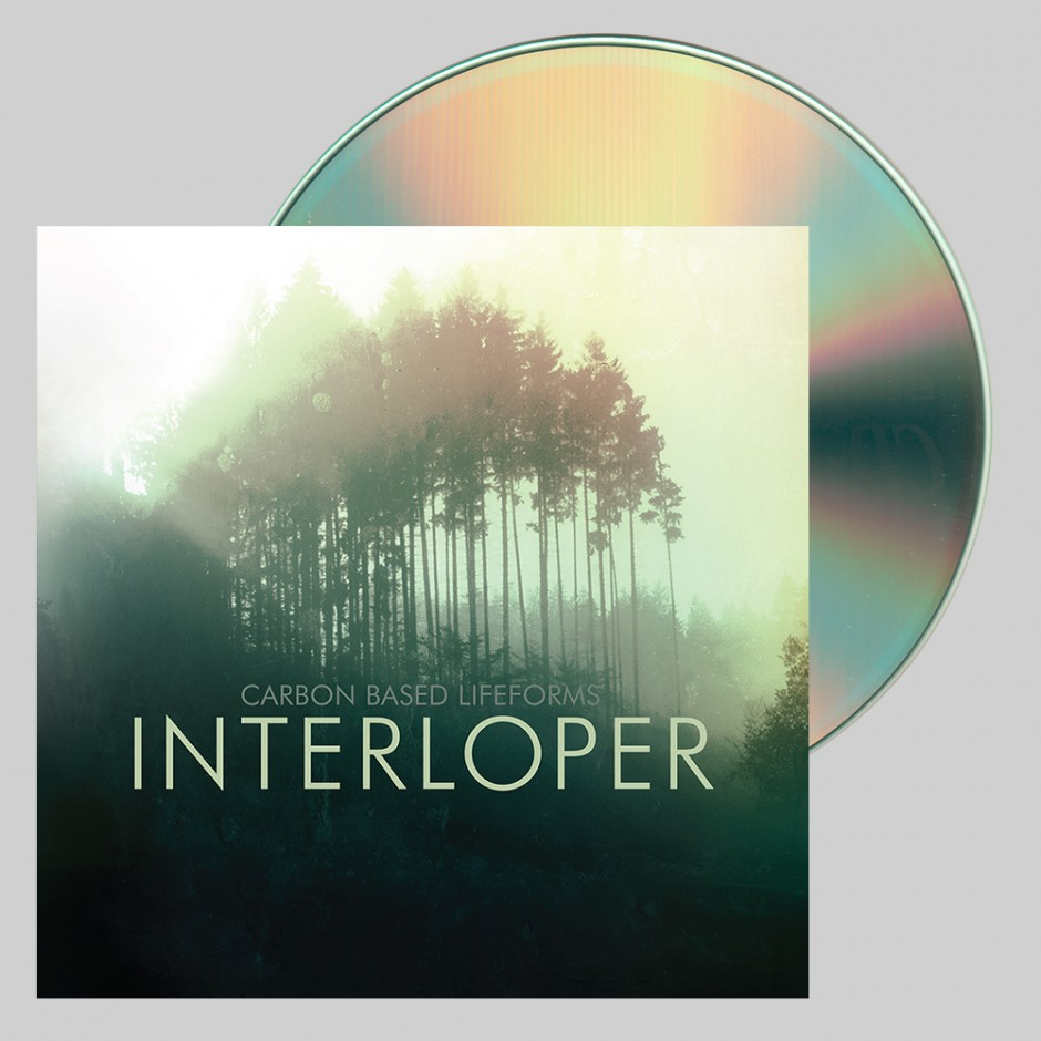 "Carbon Based Lifeforms ""Interloper"" CD"