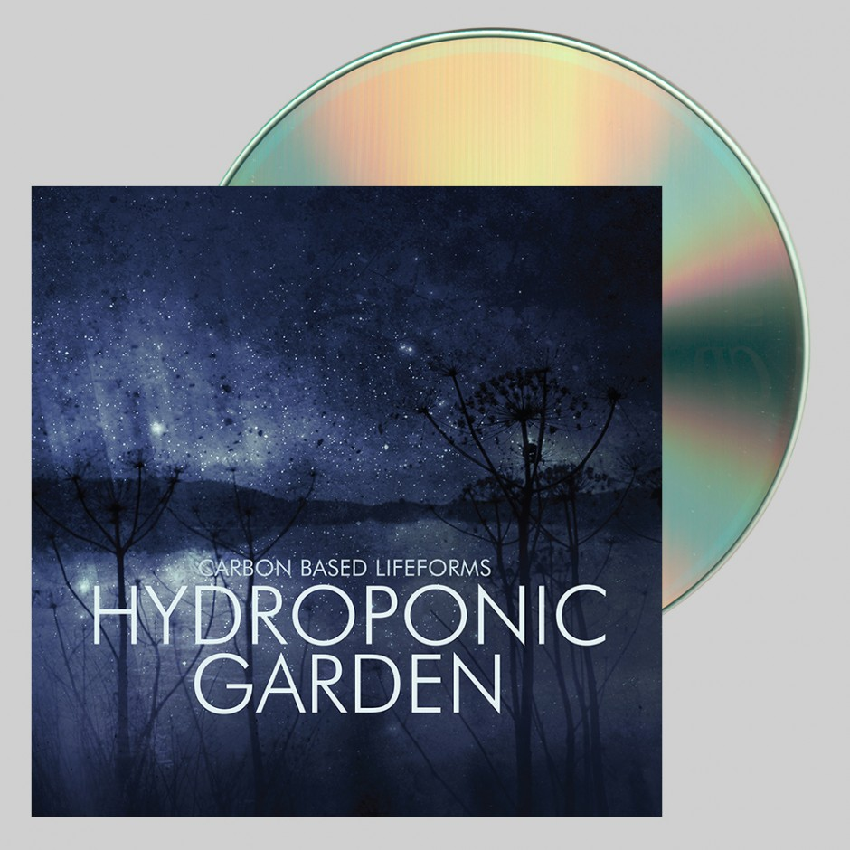 """Carbon Based Lifeforms """"Hydroponic Garden"""" CD"""