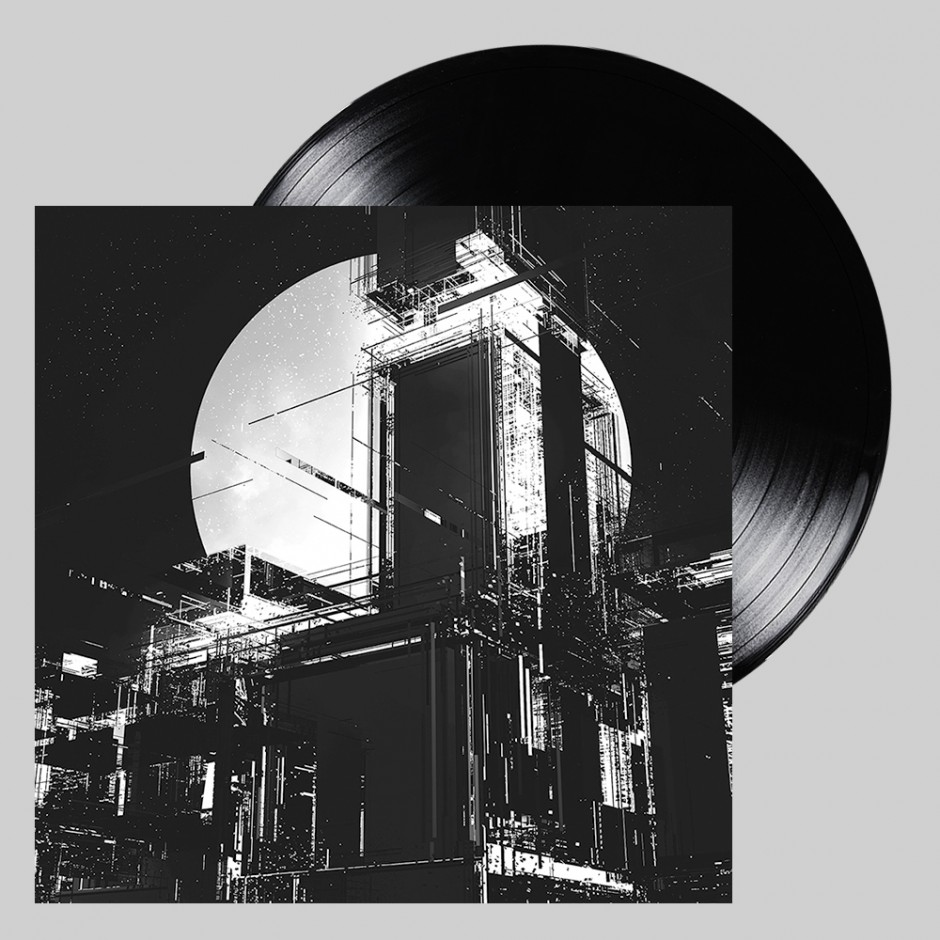 "Perturbator ""New Model"" Black LP"