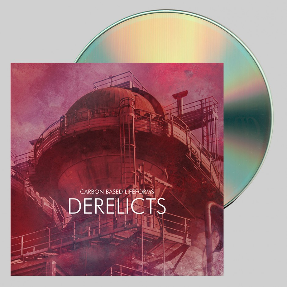 "Carbon Based Lifeforms ""Derelicts"" CD"
