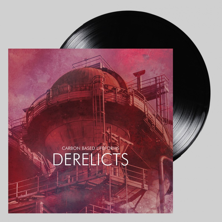 "Carbon Based Lifeforms ""Derelicts"" Black 2xLP"
