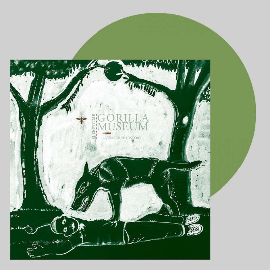 "Sleepytime Gorilla Museum ""Of Natural History"" 2xLP REPRESS"