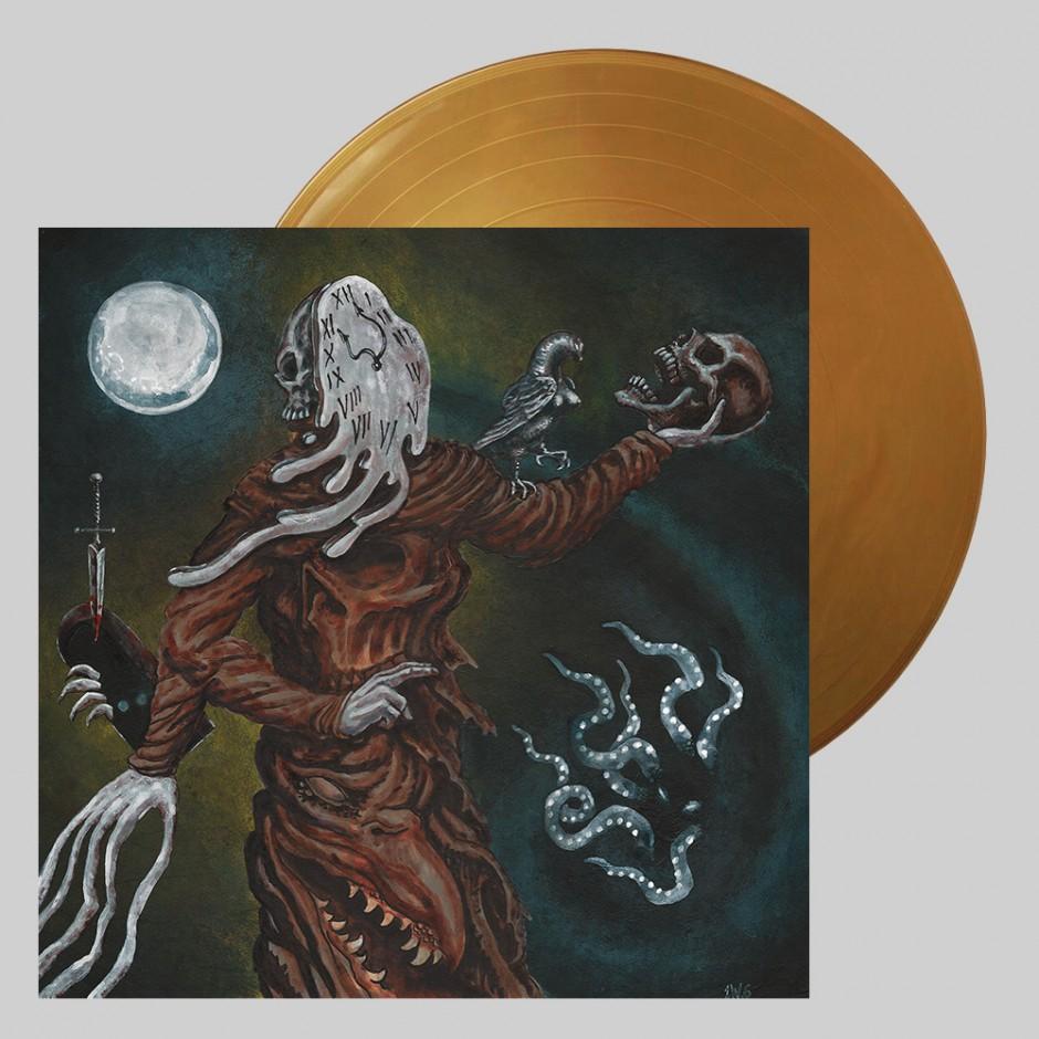 """Chaos Moon """"Eschaton Mémoire"""" LP"""