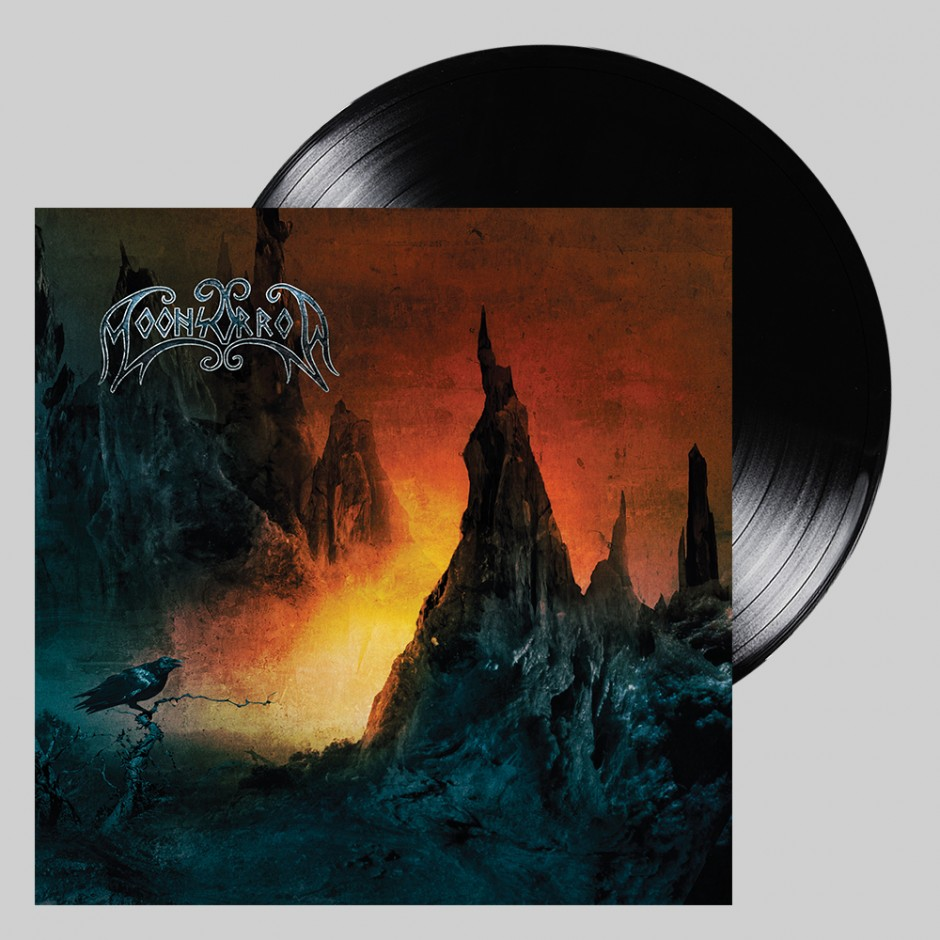 "Moonsorrow ""V: Hävitetty"" 2xLP REPRESS"