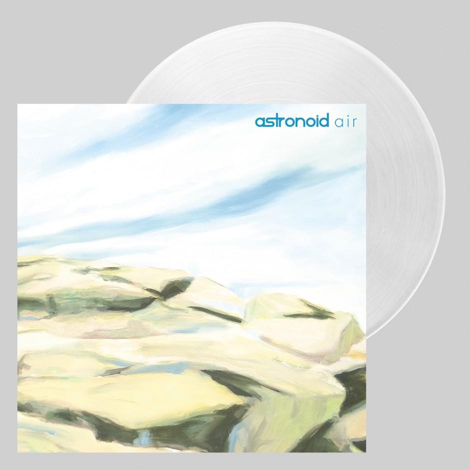 "Astronoid ""Air"" LP REPRESS"