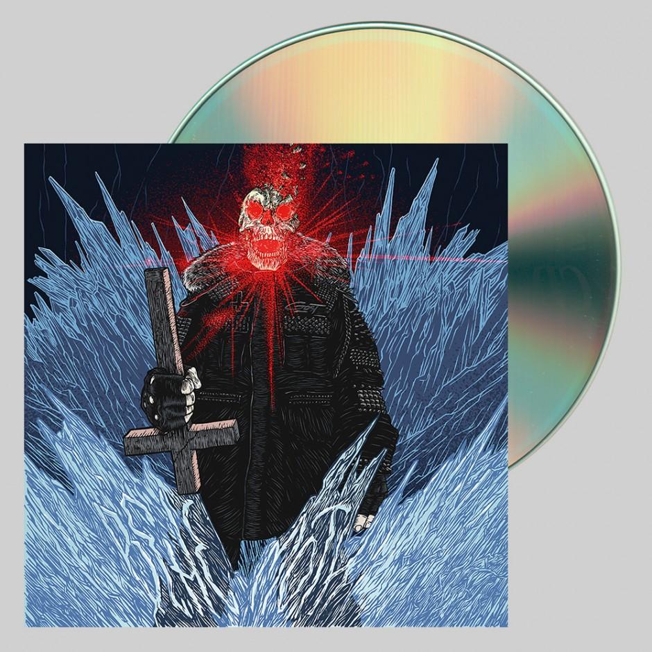 """GosT """"Behemoth"""" CD"""