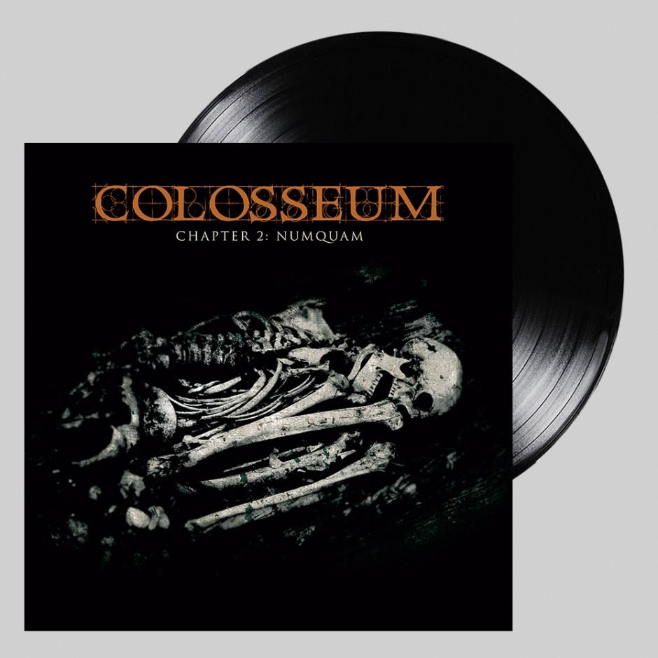 """Colosseum """"Chapter 2: Numquam"""" 2xLP"""
