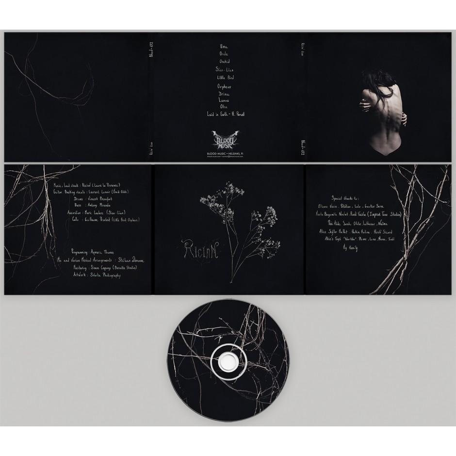 """Rïcïnn """"Lïan"""" CD"""