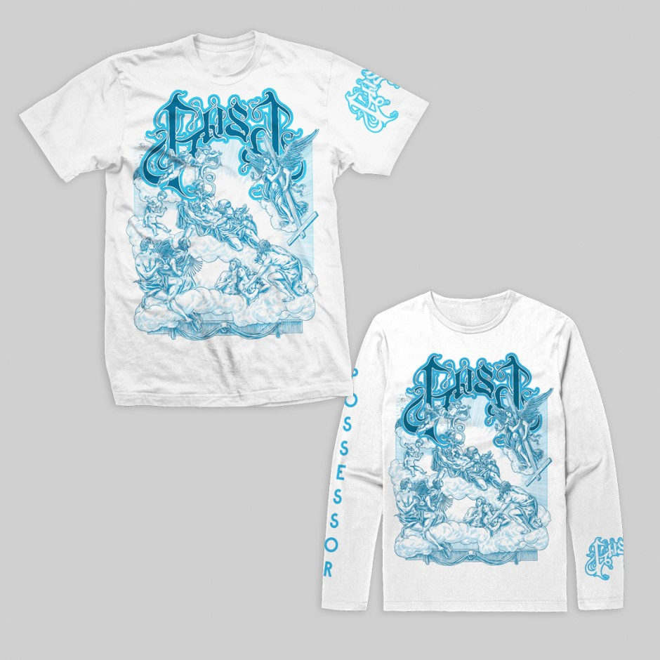 "GosT ""Possessor"" Shirts - White"