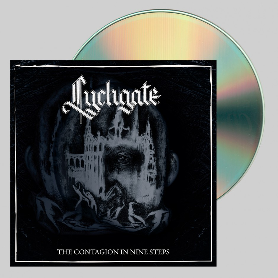 "Lychgate ""The Contagion In Nine Steps"" CD"