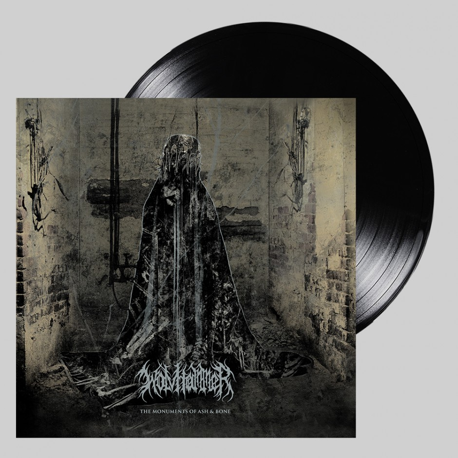 "Wolvhammer ""The Monuments of Ash & Bone"" LP"