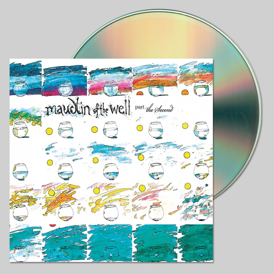 """maudlin of the Well """"Part the Second"""" CD"""