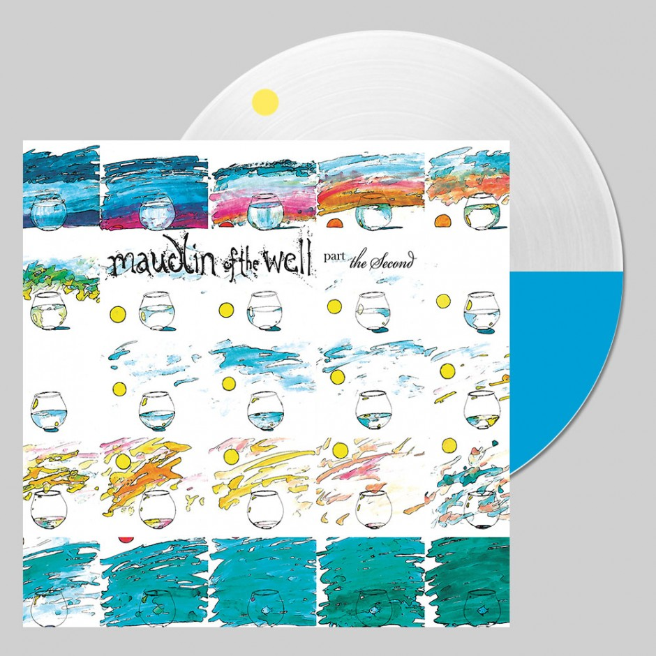 """maudlin of the Well """"Part the Second"""" 2xLP"""
