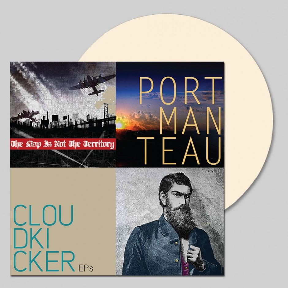 """Cloudkicker """"EPs"""" 2xLP"""