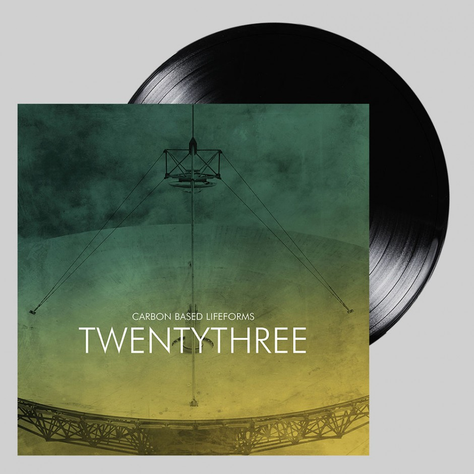 "Carbon Based Lifeforms ""Twentythree"" 2xLP"