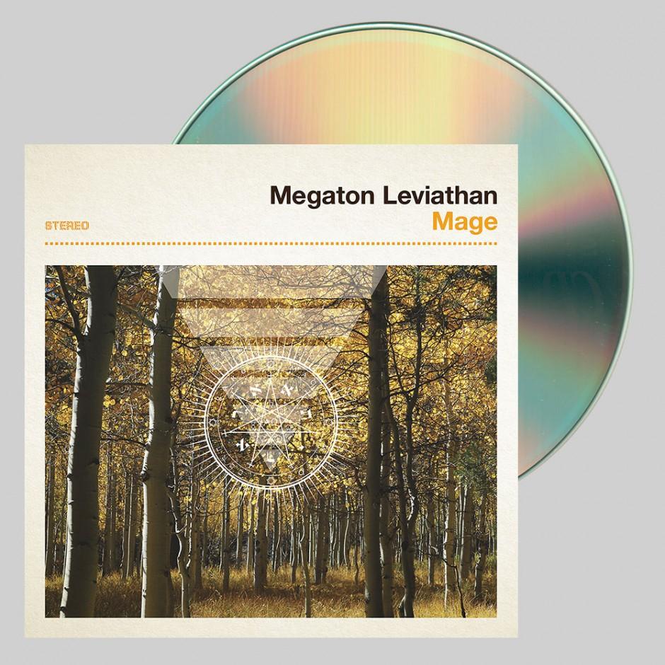 """Megaton Leviathan """"Mage"""" CD"""