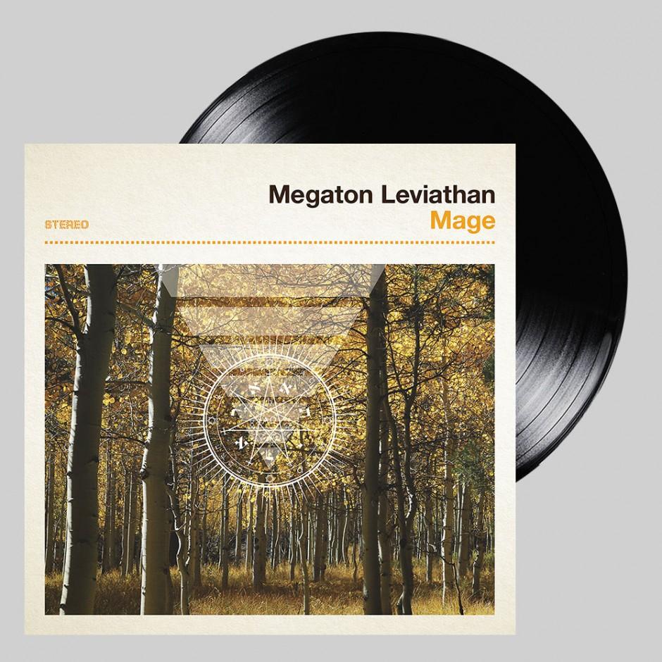 "Megaton Leviathan ""Mage""  LP"