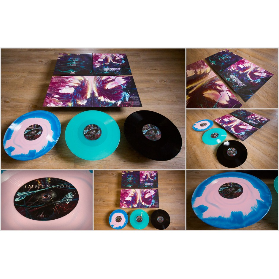 "Irreversible Mechanism ""Immersion"" 2xLP"