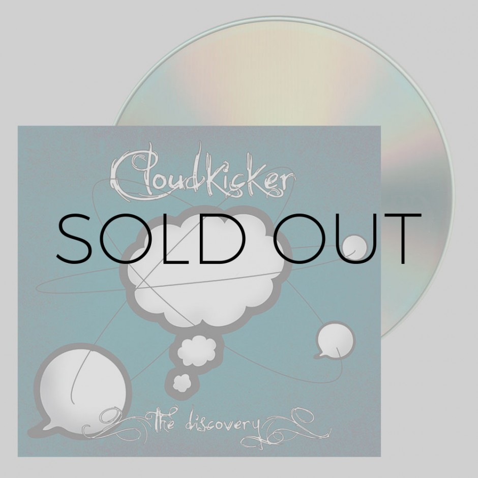"Cloudkicker ""The Discovery"" CD"