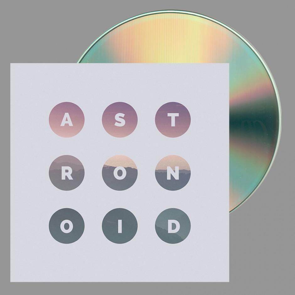 "Astronoid ""Astronoid"" CD"