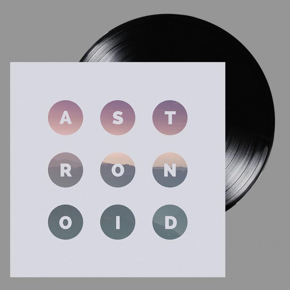 "Astronoid ""Astronoid"" 2xLP"