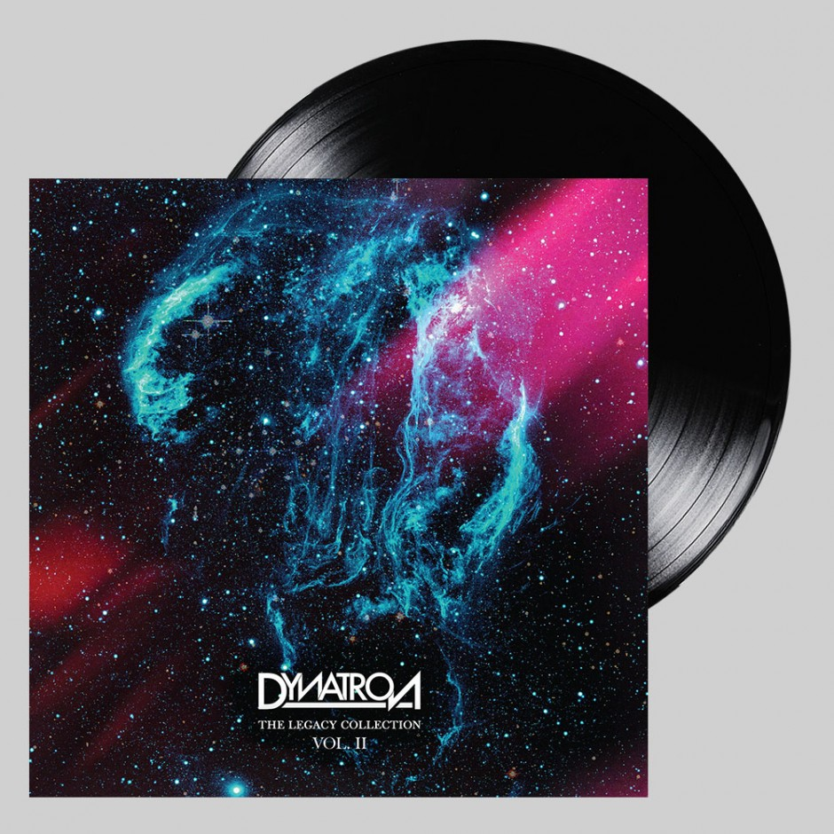 "Dynatron ""The Legacy Collection, Vol. II"" LP"