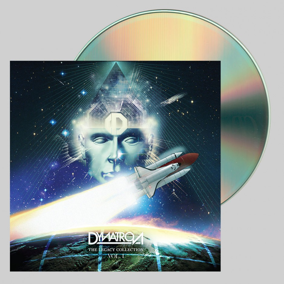 """Dynatron """"The Legacy Collection, Vol. I"""" CD"""
