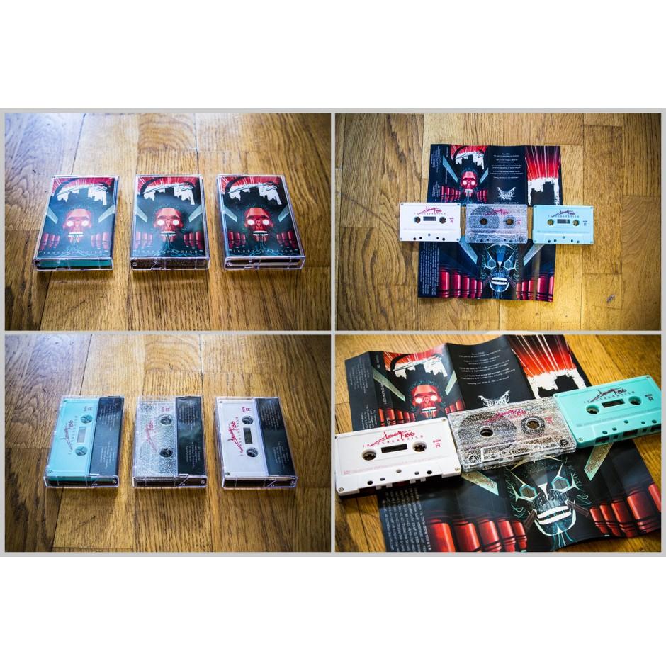 "Tommy '86 ""Transhumanism"" Cassette"
