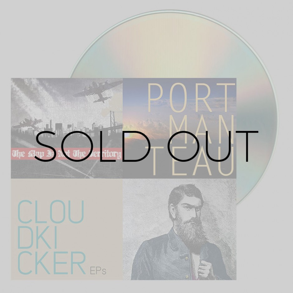 "Cloudkicker ""EPs"" CD"
