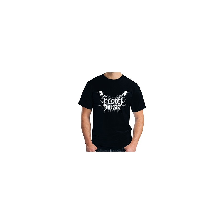 Blood Music 2015 Shirt Black
