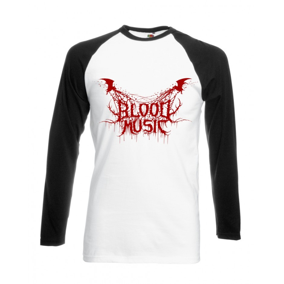 Blood Music 2015 Raglan Shirt