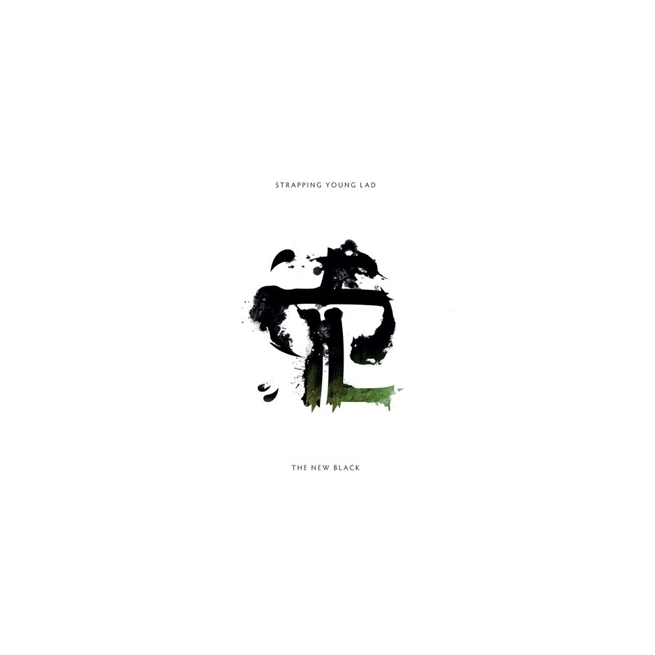 "SYL ""The New Black"" LP"