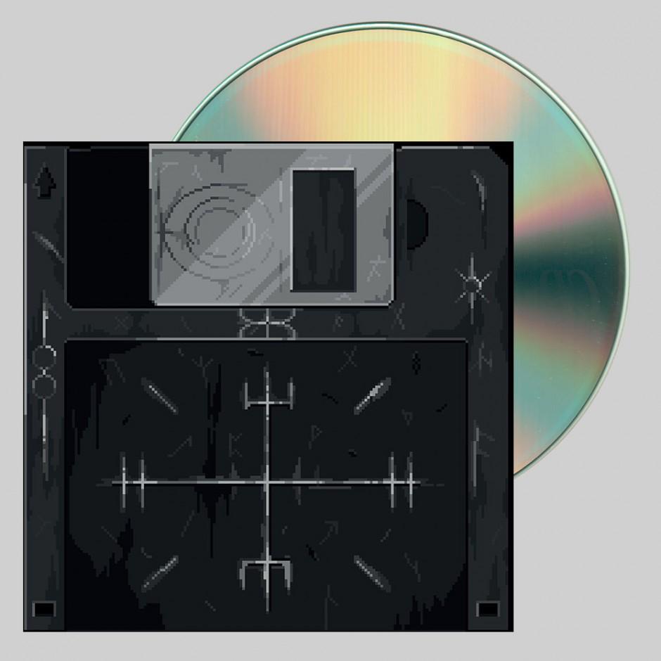 "MASTER BOOT RECORD ""VIRTUAVERSE.OST"" CD"