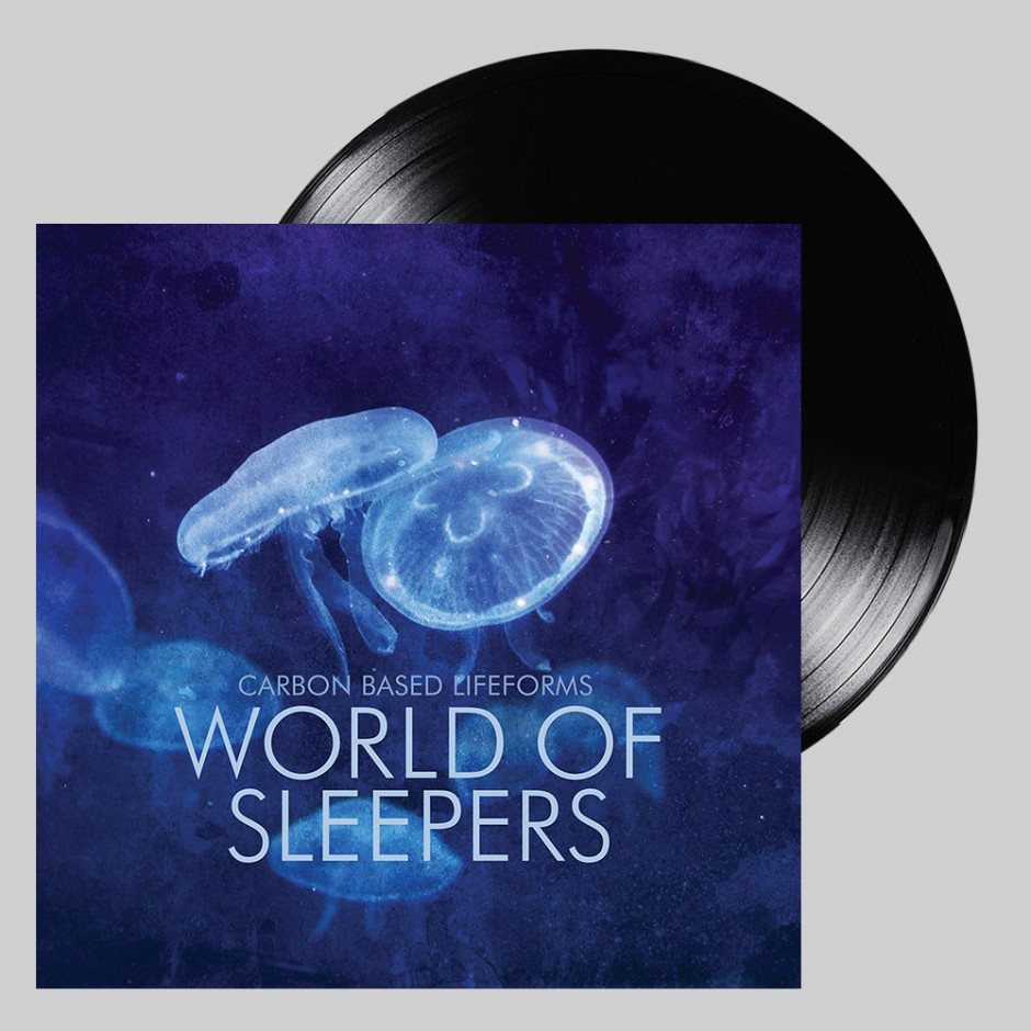 "Carbon Based Lifeforms ""World of Sleepers"" 2xLP REPRESS"