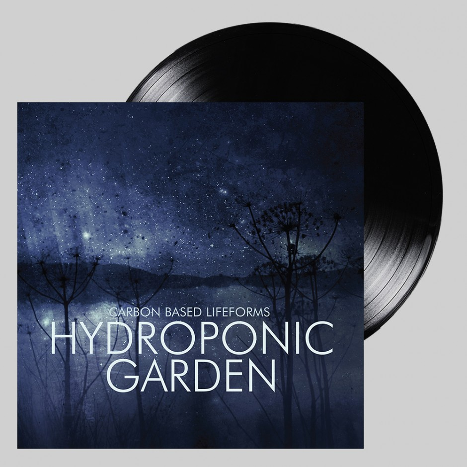 "Carbon Based Lifeforms ""Hydroponic Garden"" 2xLP REPRESS"