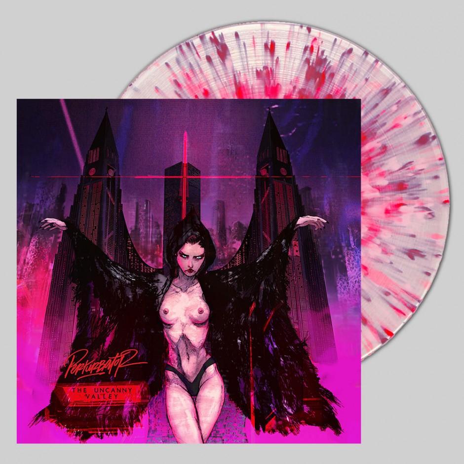 "Perturbator ""The Uncanny Valley - Limited Edition"" 2xLP"