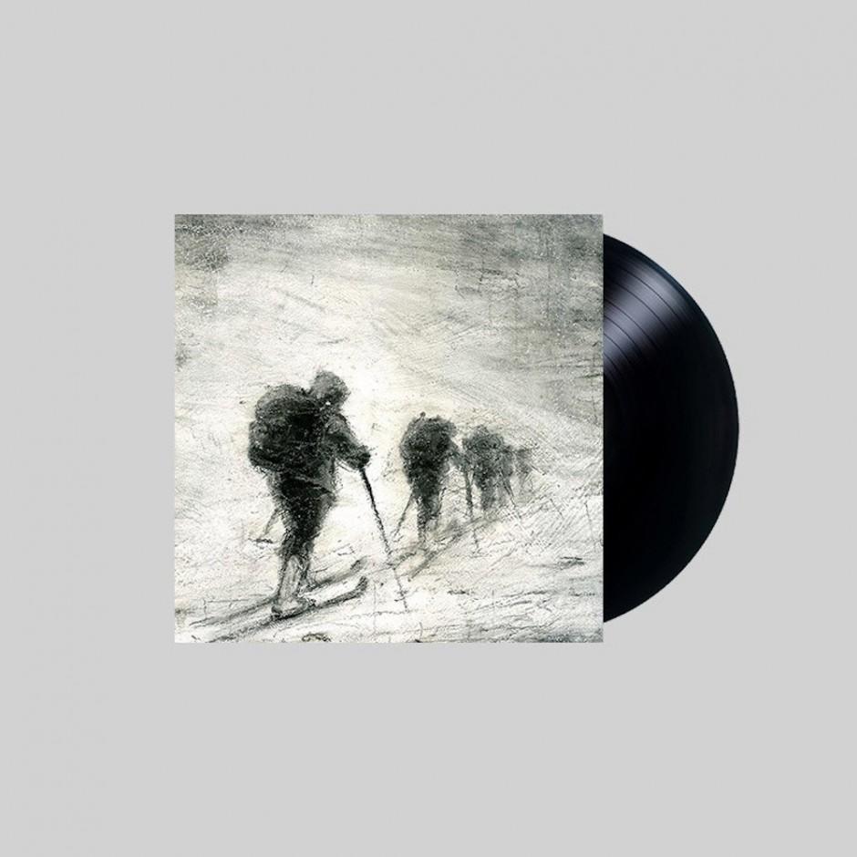 """Kauan """"Sorni Nai"""" BLACK LP Repress"""